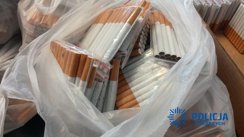 """Handlował """"lipnymi"""" papierosami"""