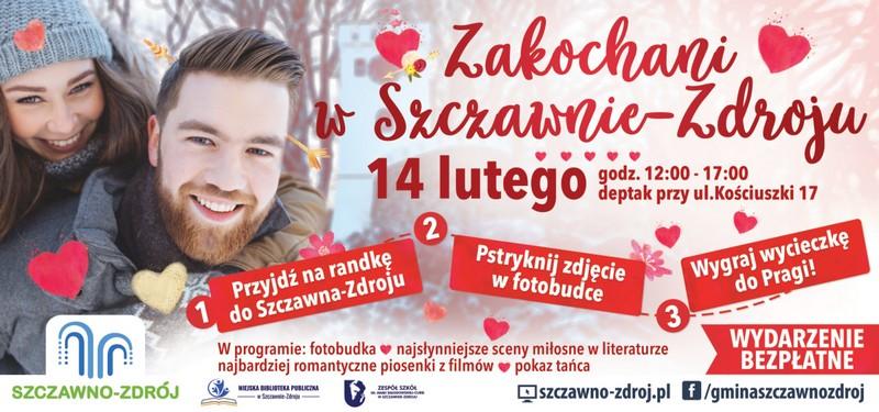 Na randkę do… Szczawna-Zdroju!