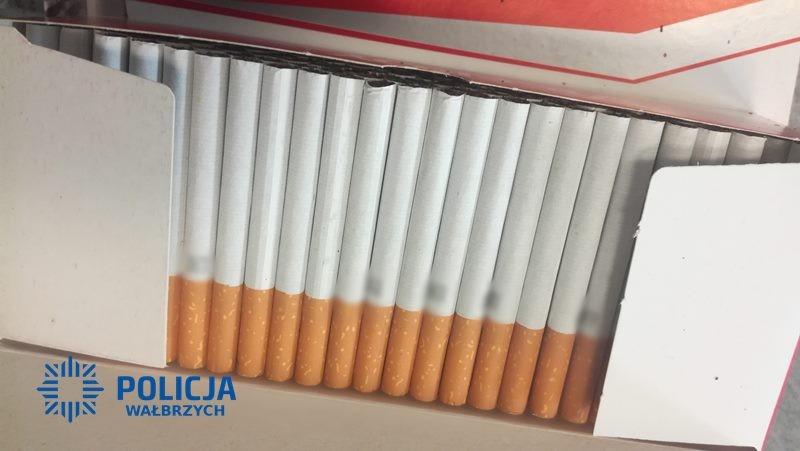 Chciała się dorobić na nielegalnym tytoniu