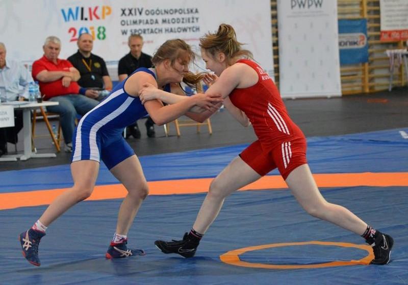 Molińska mistrzynią Polski