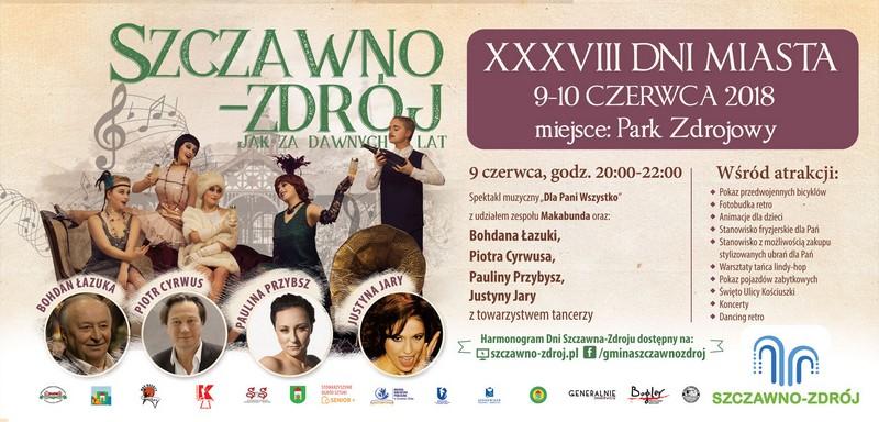 Szczawno-Zdrój jak za dawnych lat