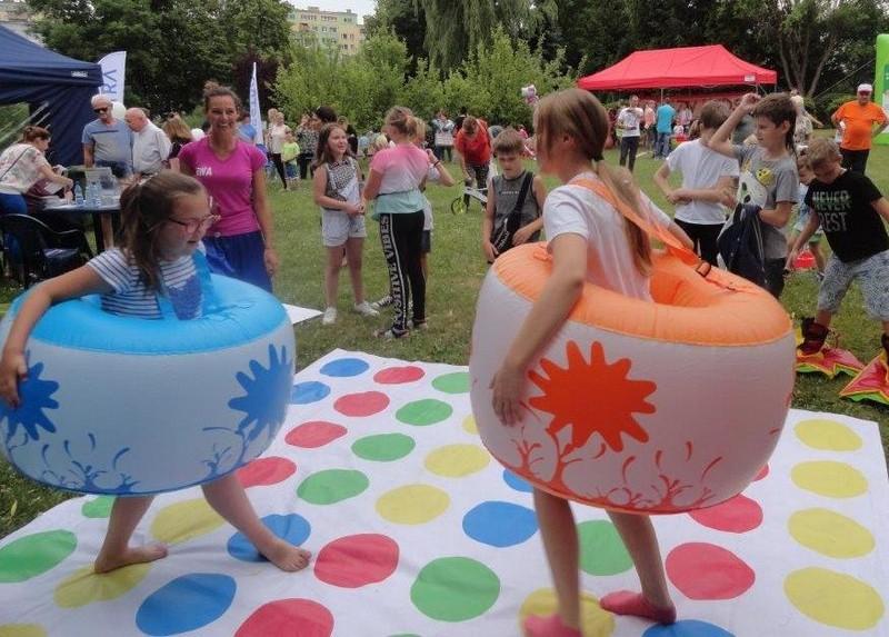 Festiwal prawdziwej zabawy