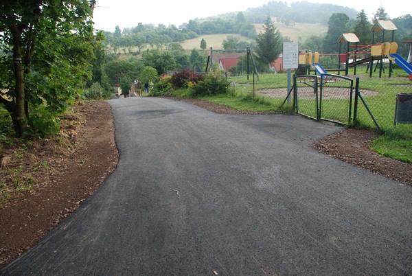 Powstały nowe drogi dojazdowe