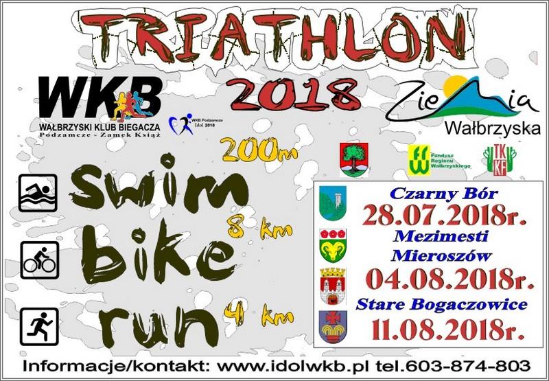 Rusza letni triathlon