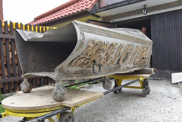 Odnawiają sarkofag