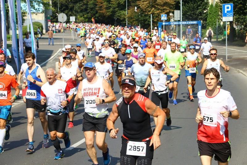 Półmaraton z rekordem frekwencji