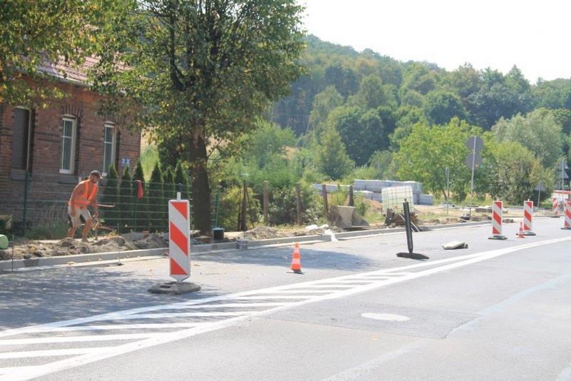 Remontują nawierzchnię dwóch ulic