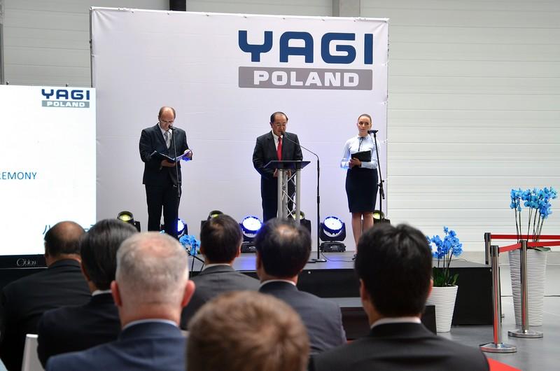 Nowa inwestycja firmy Yagi