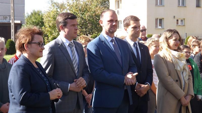 Minister z gospodarską wizytą