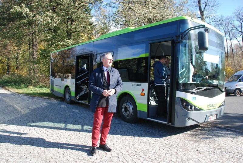 Głuszyca ma już swoje autobusy