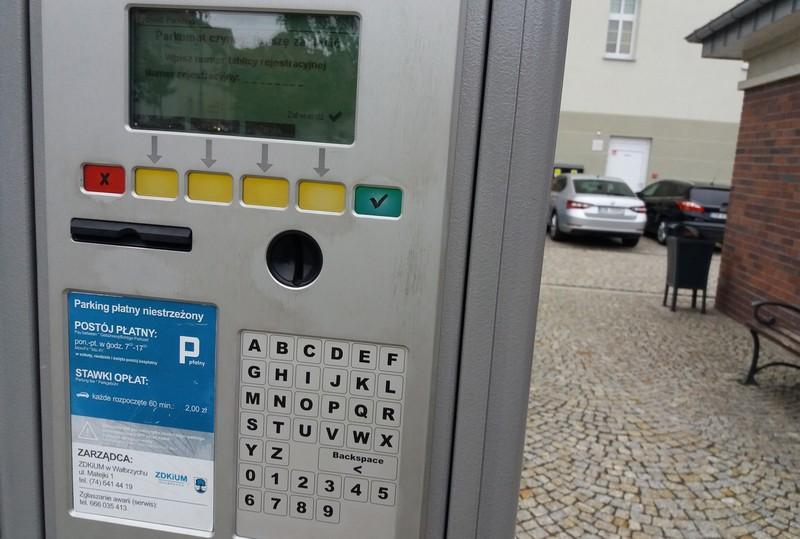 Więcej zapłacimy za parking