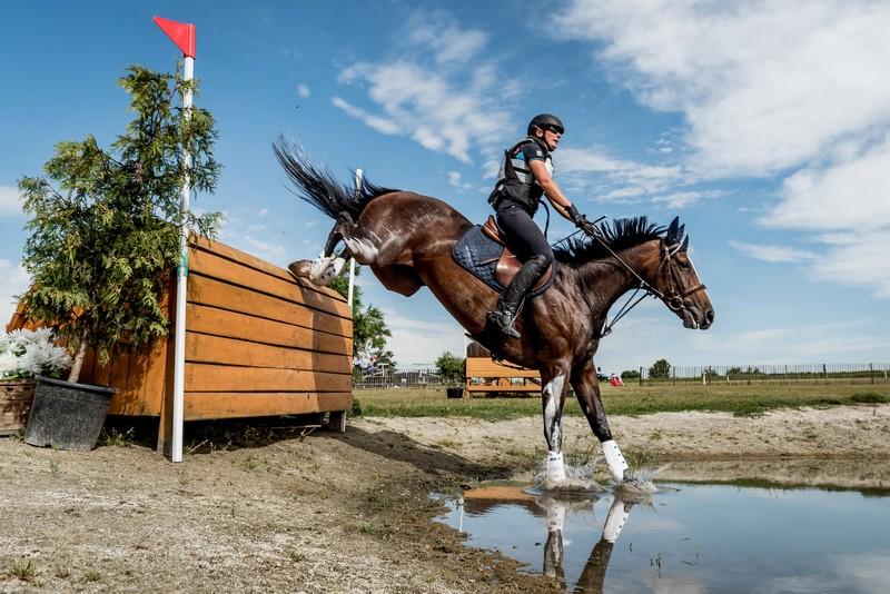 Zawody jeździeckie w Morawie na koniec sezonu