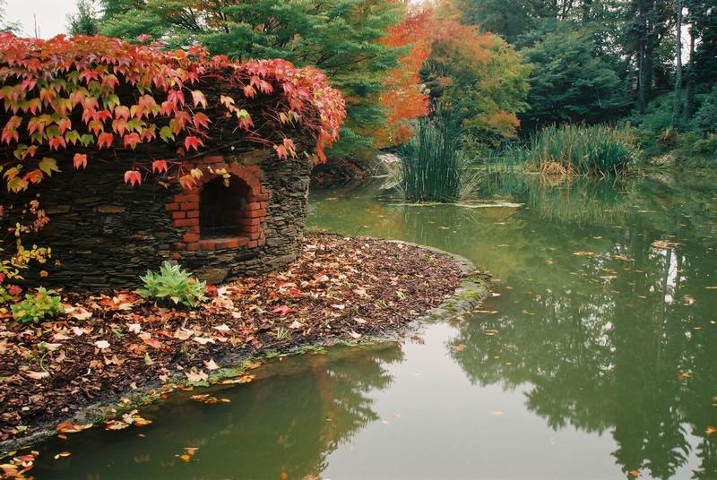 Koniec sezonu w Wojsławicki Arboretum