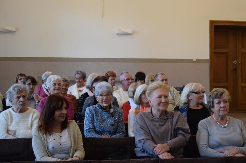 Seniorzy bawili się w Głuszycy