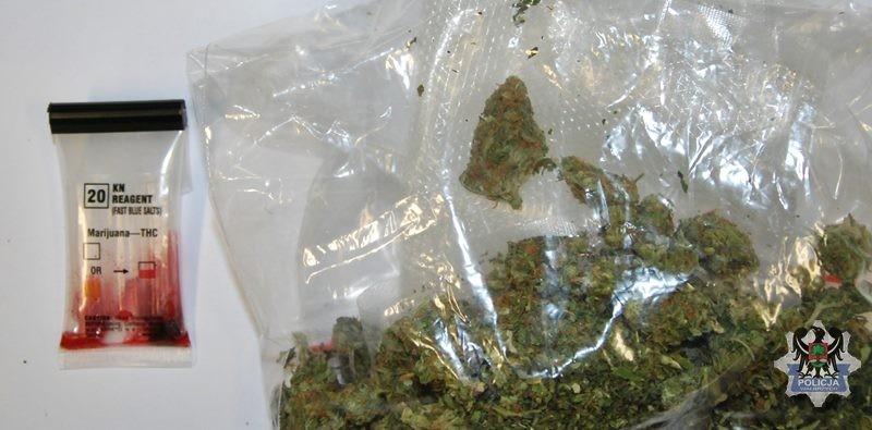 Kolejne osoby zatrzymane z narkotykami