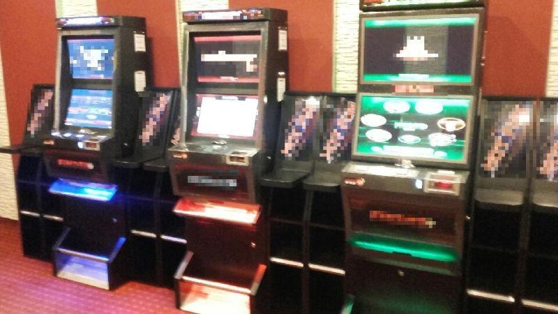 Zabezpieczyli trzy nielegalne automaty