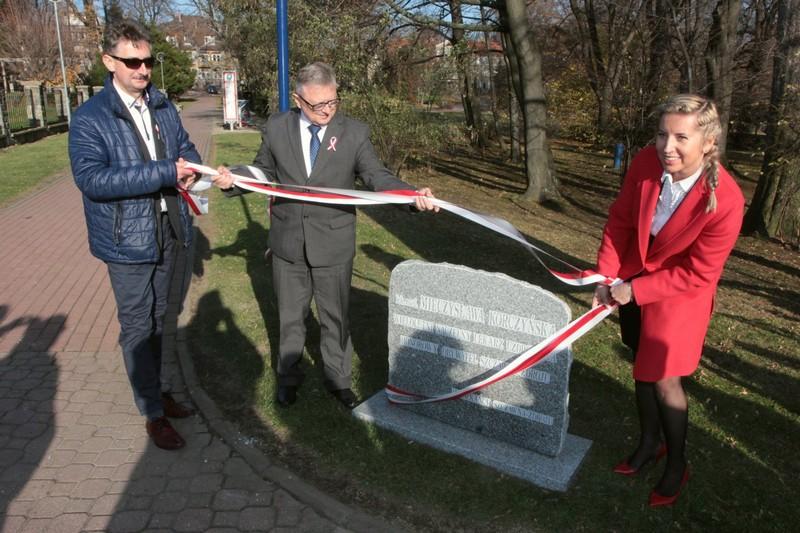 Nowa ulica w Szczawnie