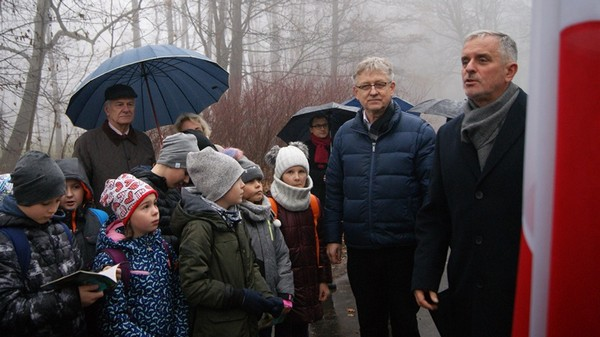 Park Rusinowa otwarty po modernizacji