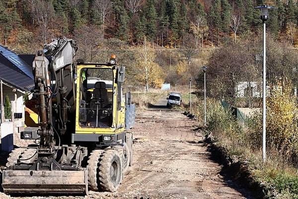 Trwają remonty dróg