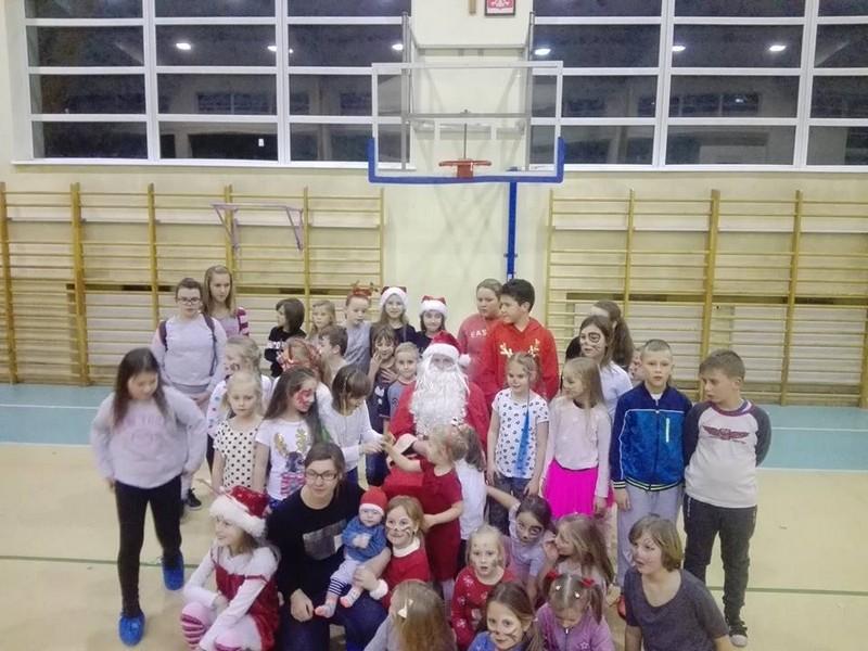 Mikołaj nie mógł pominąć Głuszycy