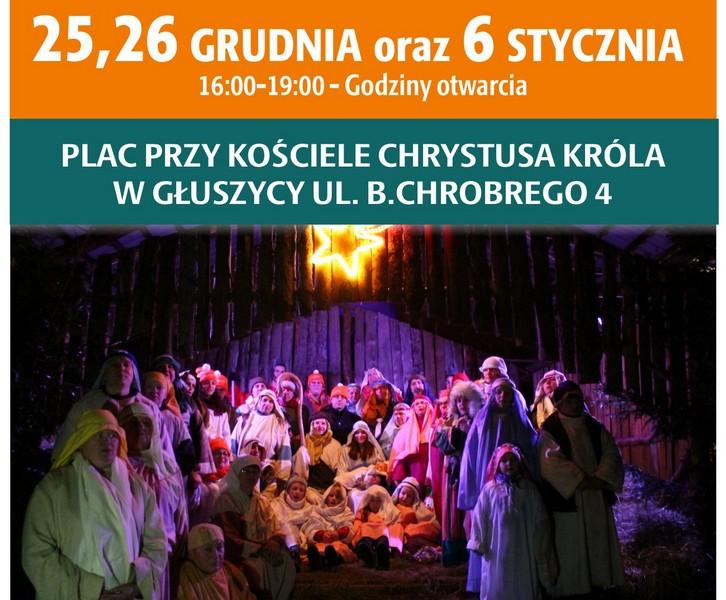 Żywe Betlejem ponownie zawita do Głuszycy