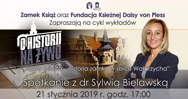 Jądro miasta – historia zamku w sercu Wałbrzycha