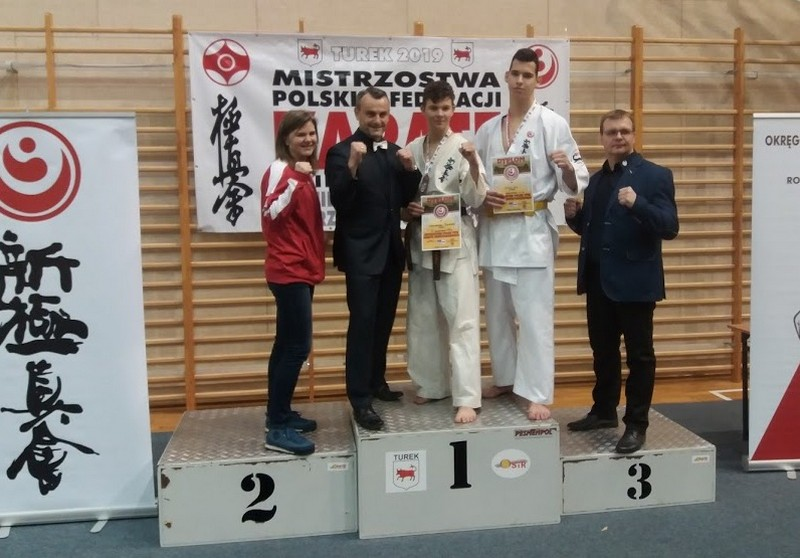 Mistrz karate z Wałbrzycha