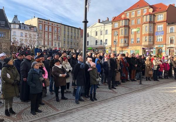 W zadumie pożegnali prezydenta Gdańska