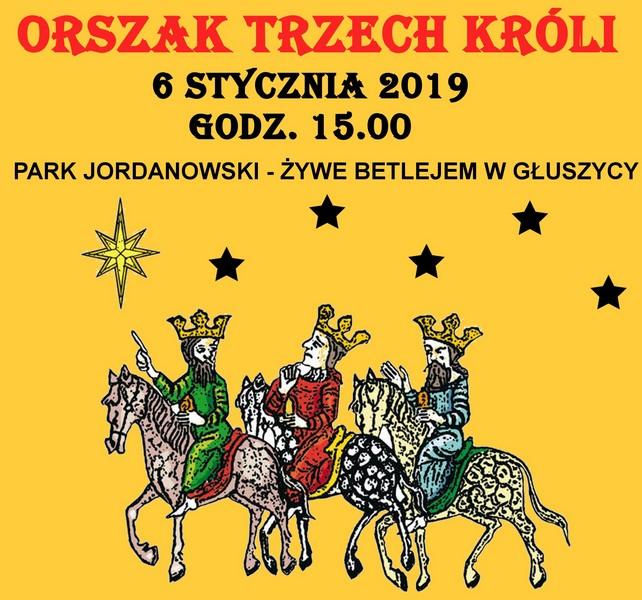 Królewski poczet po raz czwarty w Głuszycy