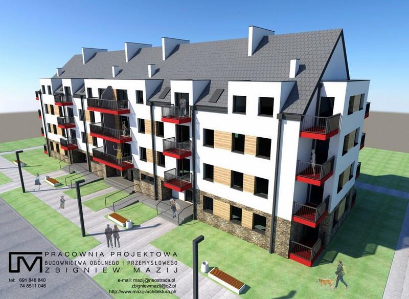 Nowe mieszkania w Strudze