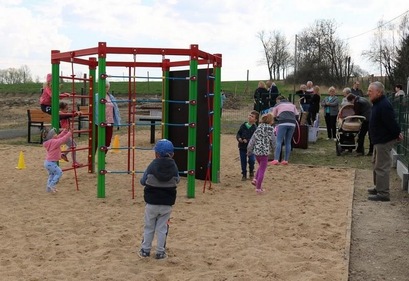 Aktywne dzieci i dorośli
