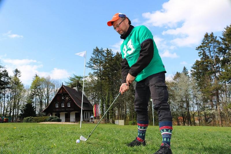 Golf w Szczawnie