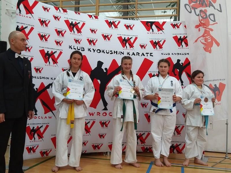 Olimpijskie sukcesy karateków