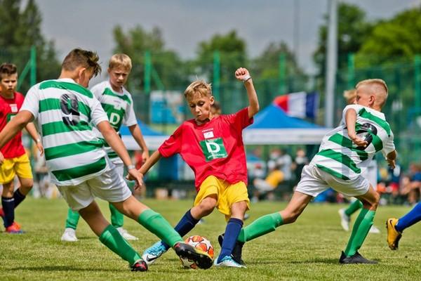 Wałbrzych stolicą młodych piłkarzy