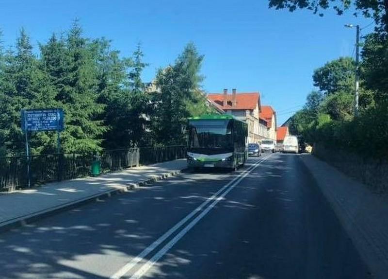 Autobusy wyjechały na ulice