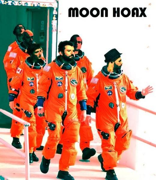 Zagra Moon Hoax. Zdobądź bilet