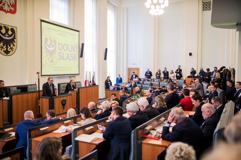 Debata o rozwoju Dolnego Śląska