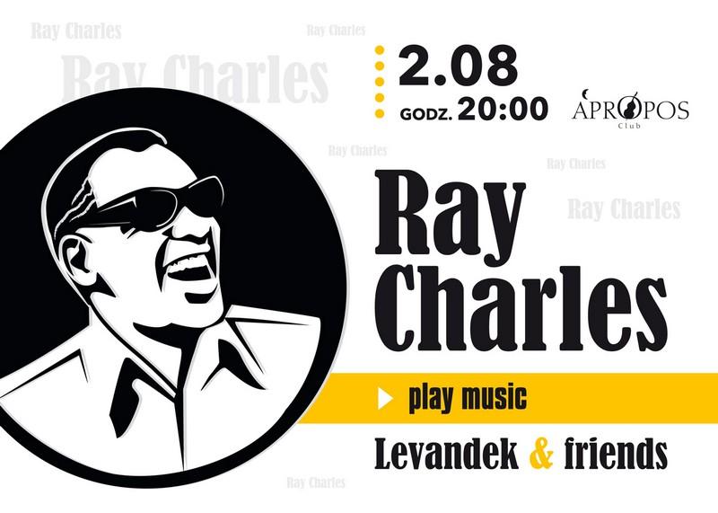 Levandek gra Raya Charlesa. Zdobądź bilet