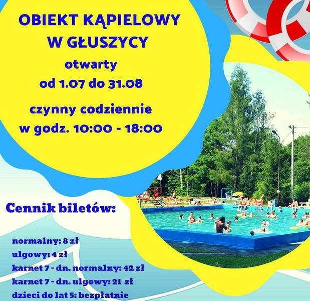 Na basen do Głuszycy