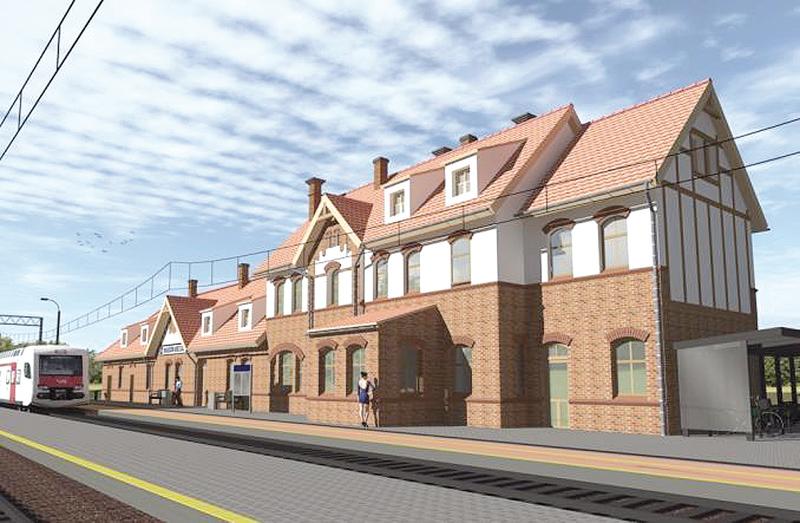 Odnowią boguszowski dworzec