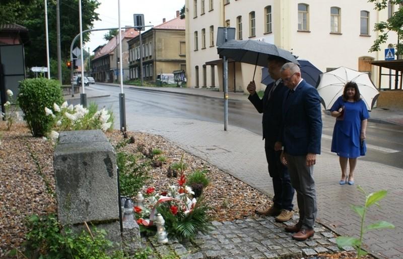 Pamiętali o Powstaniu Warszawskim