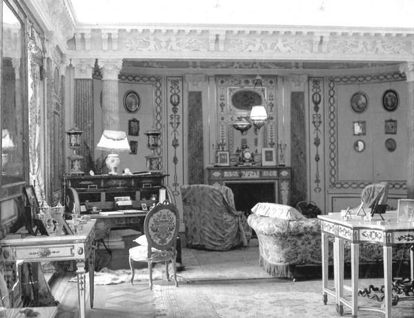 W poszukiwaniu apartamentów księżnej Daisy