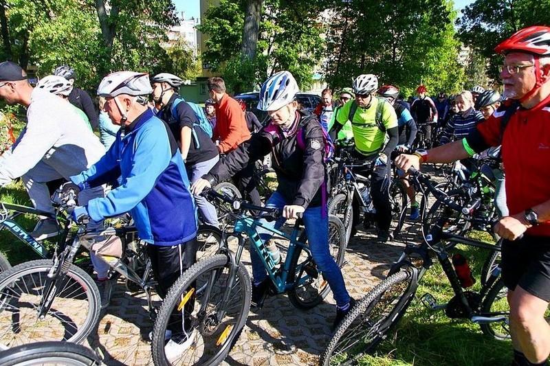 Na rowerze dla zdrowia