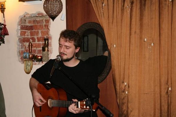 Pieśni na głos i gitarę w Pretekście